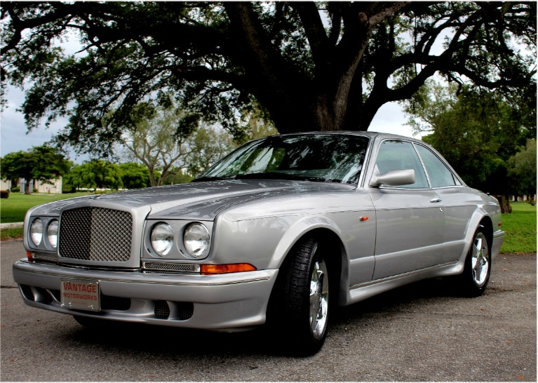 2001 Bentley Continental T Mulliner