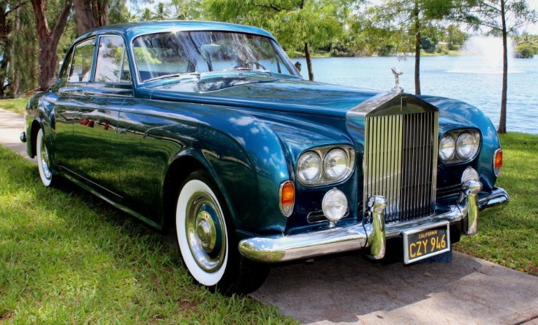 1964 Rolls-Royce Silver Cloud III Continental