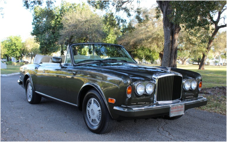 1987 Bentley Plus Continental II
