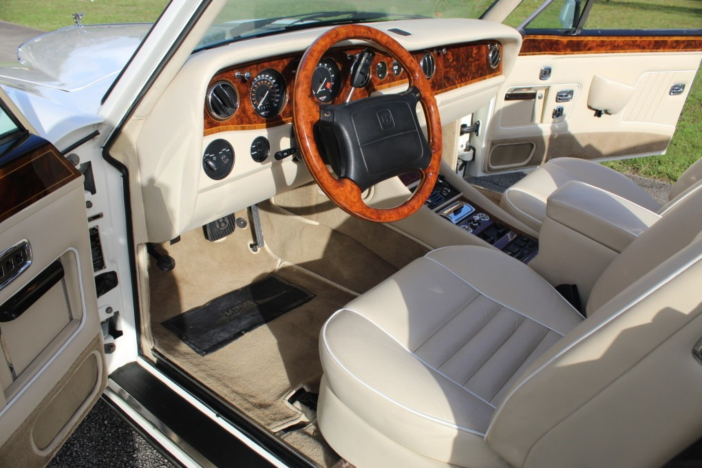 Used-1994-Bentley-Continental-IV-2nd-Series-Convertible