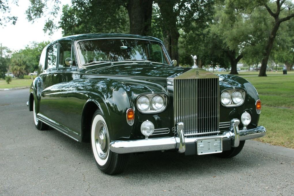 Used 1967 Rolls Royce Phantom V James Young Pv23 Touring Limo For