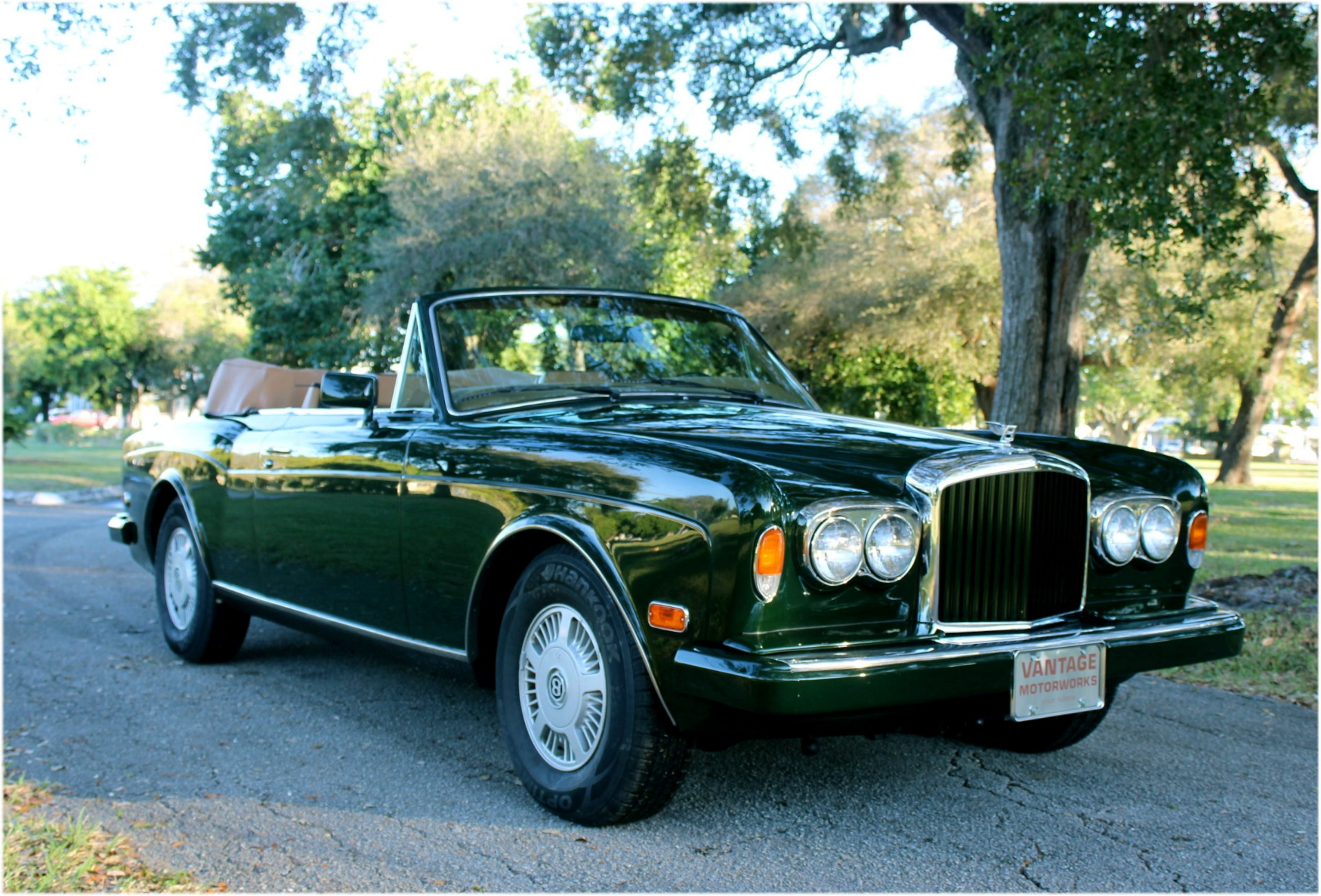 Used 1988 Bentley Continental Ii For Sale Special Pricing