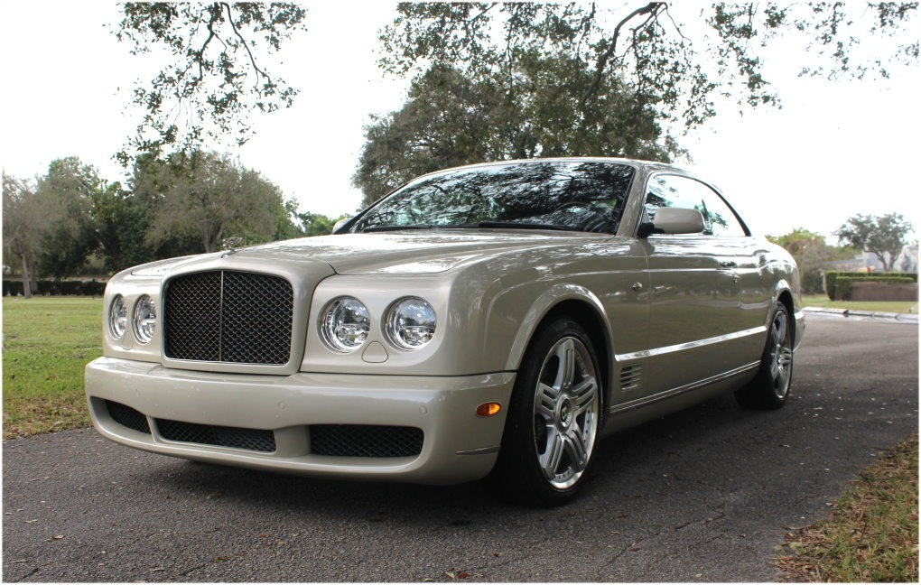 Used-2009-Bentley-Brooklands