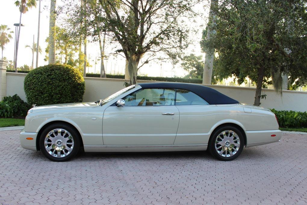 Used 2007 Bentley Azure 450 Hp Twin Turbo For Sale