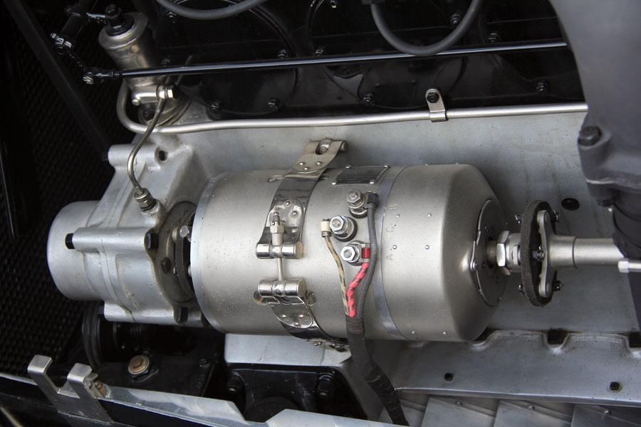 Used 1933 Rolls-Royce Phantom II Continental Gurney Nutting