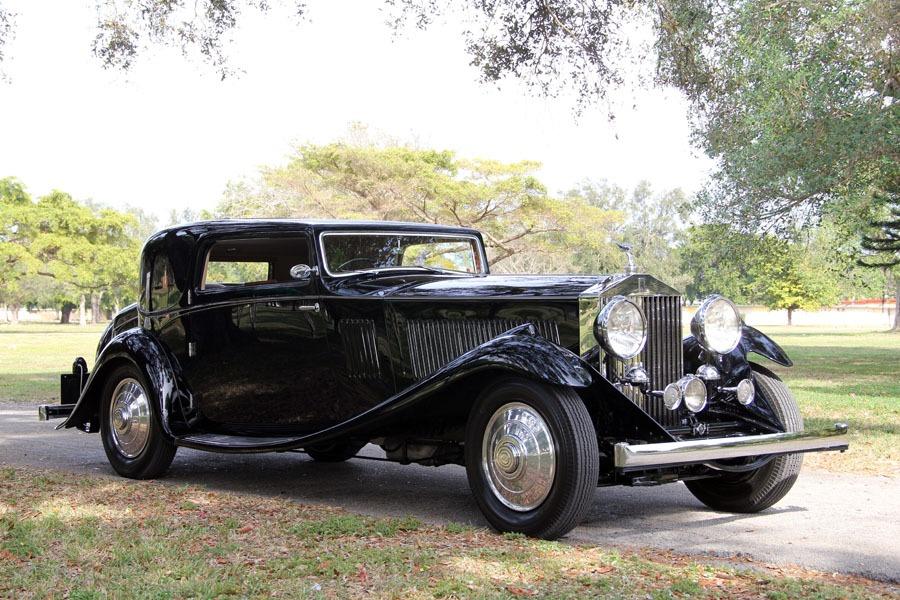 Used 1933 Rolls-Royce Phantom II Continental Gurney ...