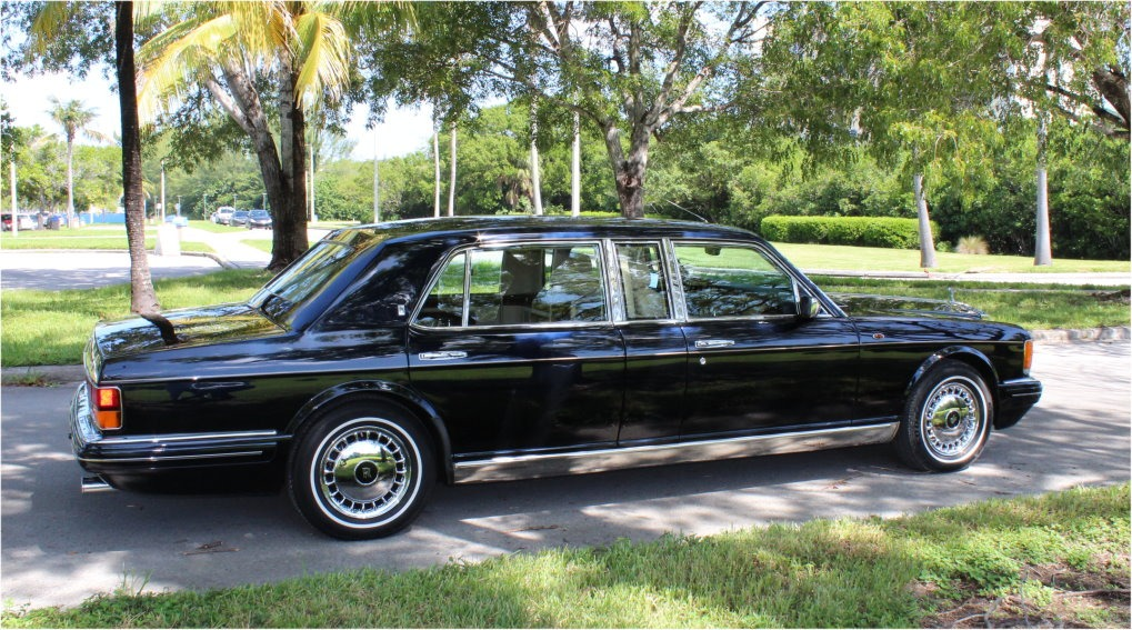 Used-1999-ROLLS-ROYCE-SILVER-SPUR-PARK-WARD-TOURING-LIMOUSINE