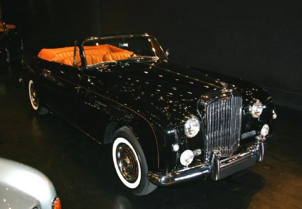 1959 Bentley S-1 Continental Convertible